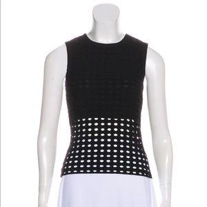 Black T by Alexander Wang sleeveless top